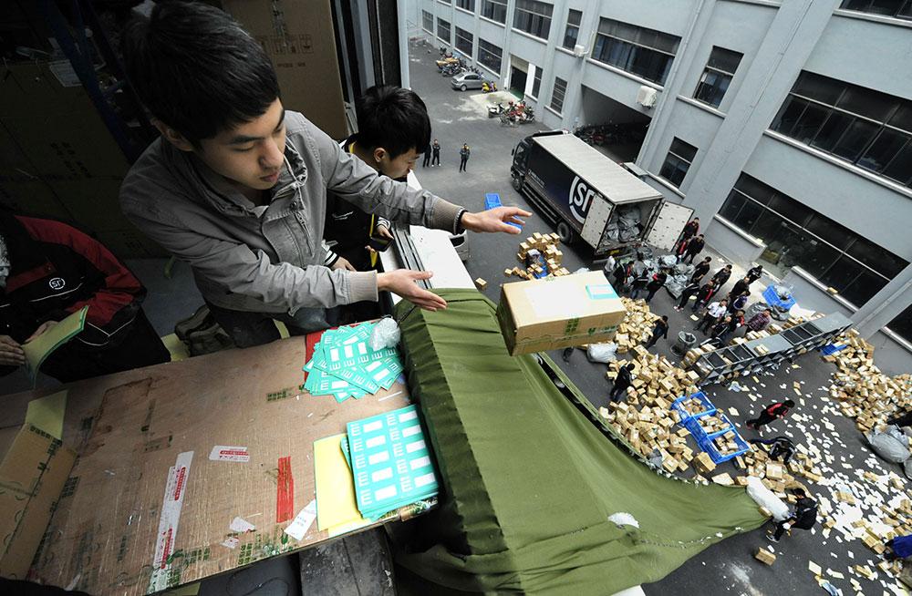 Xie Chen/Xinhua/Zuma Press