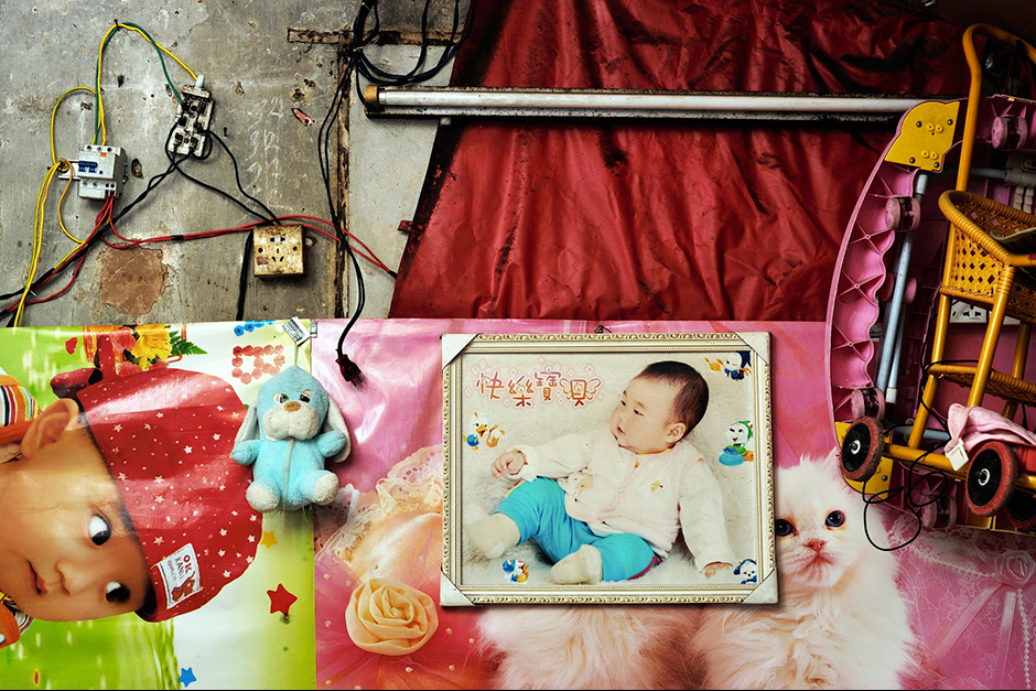 Because of China's One-Child Policy, perhaps the greatest benefit offered by steady income is the ability to pay the fines levied after the birth of a second or third child. In 2003, Xu paid 10,000 yuan (then $1,600) after Neng was born. The amount of the fine rises with a family's income. Most Wuwucun families would pay between $1,500 and $3,000, or a year of factory pay.