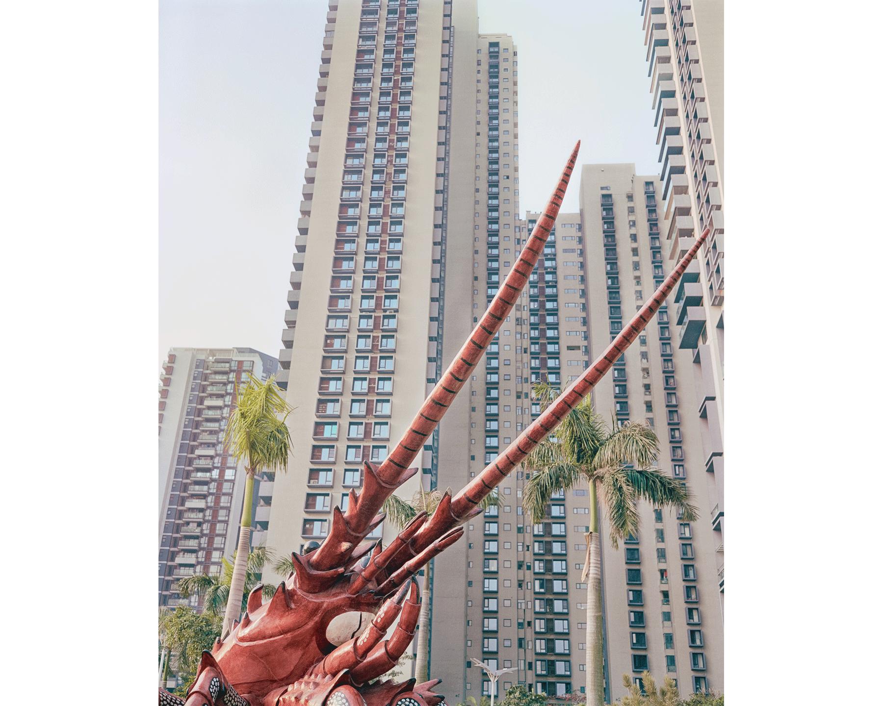 Shenzhen, Guangdong province, 2016.