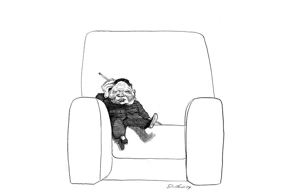Deng Xiaoping, 1979; Copyright Matthew and Eve Levine.