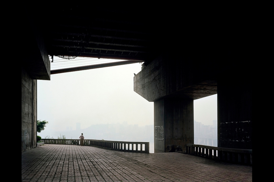 Yangtze River Bridge, Chongqing.