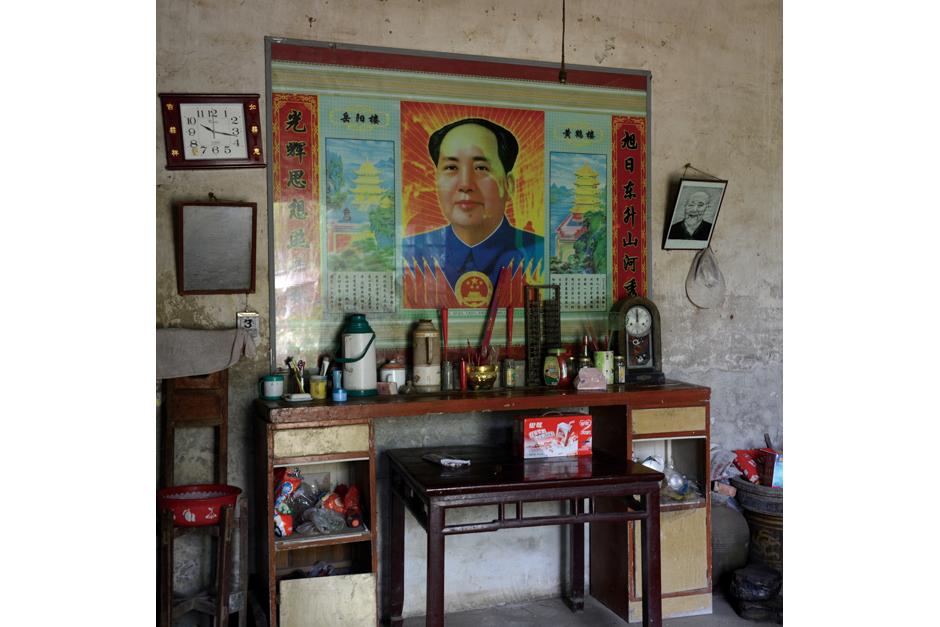 Duandian, Ezhou city, Hubei province.