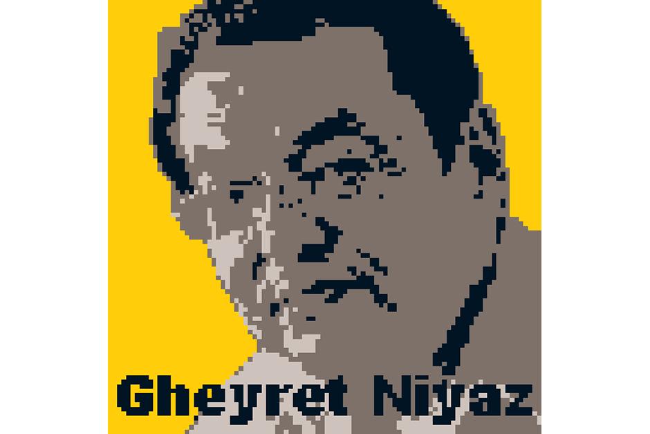 Gheyret Niyaz
