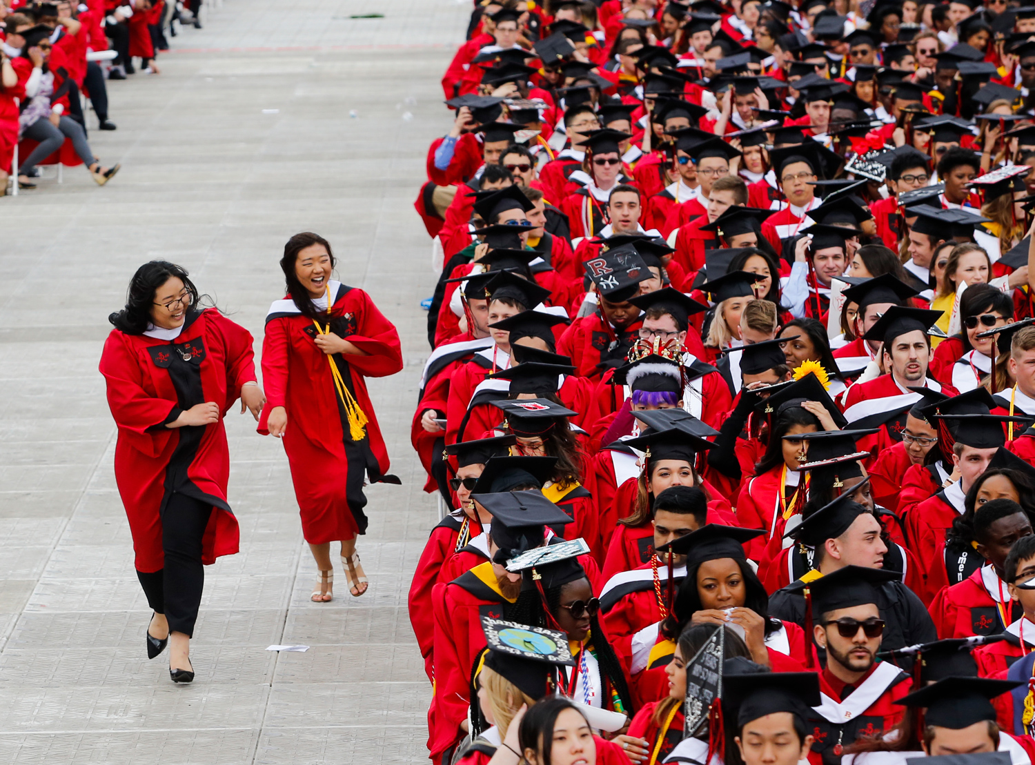 How Should the U.S. Government Treat Chinese Students in America? |  ChinaFile
