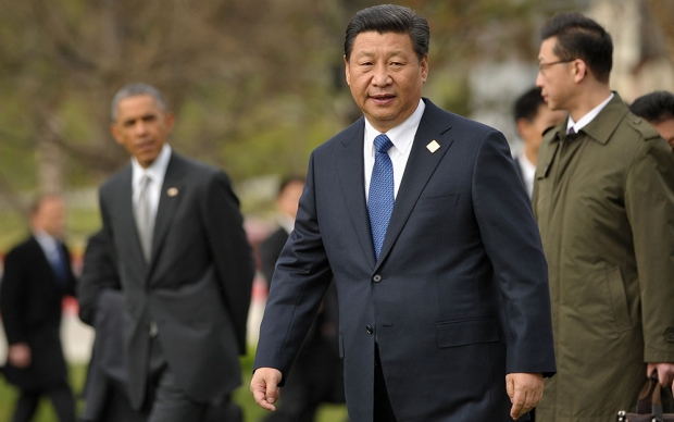 political relationship between china us