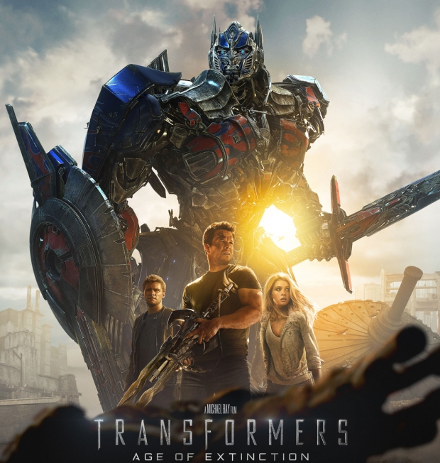 Paramount Pictures Poster Detail For EmTransformers Age