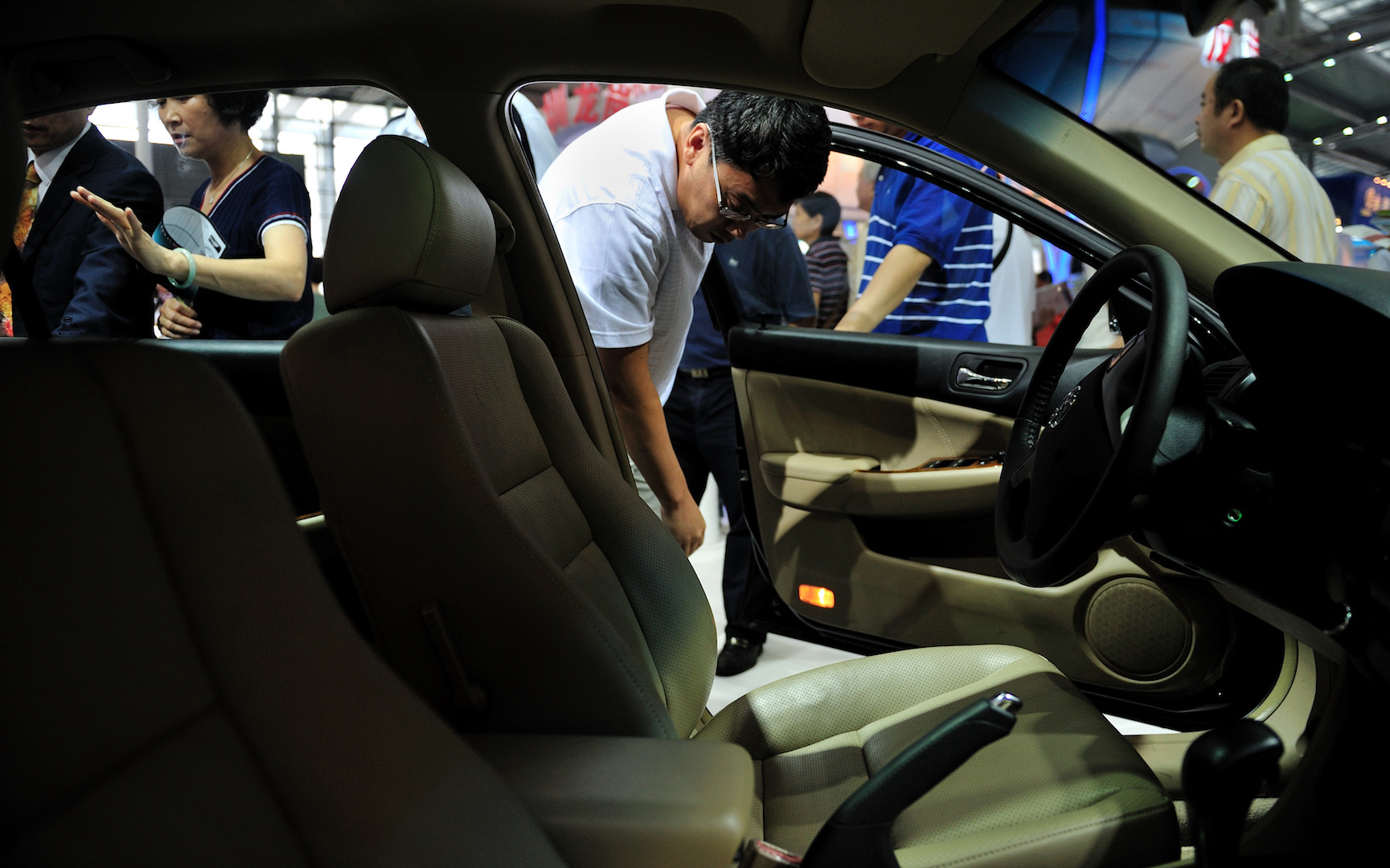 Chinese Electric Vehicle Manufacturer BYD's Image Hurt by Scandal