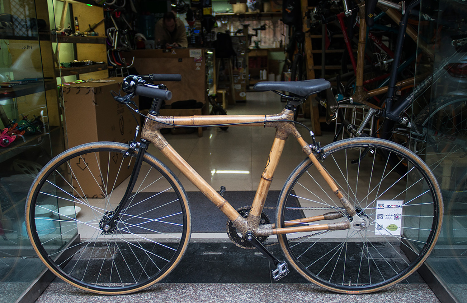 The Bamboo Bicycles Of Chengdu Chinafile