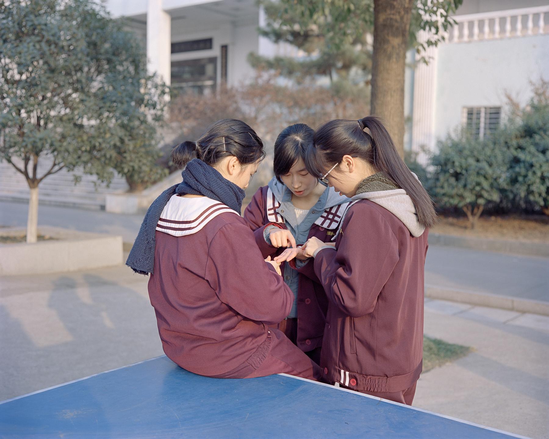 Changde, Hunan province, 2015.