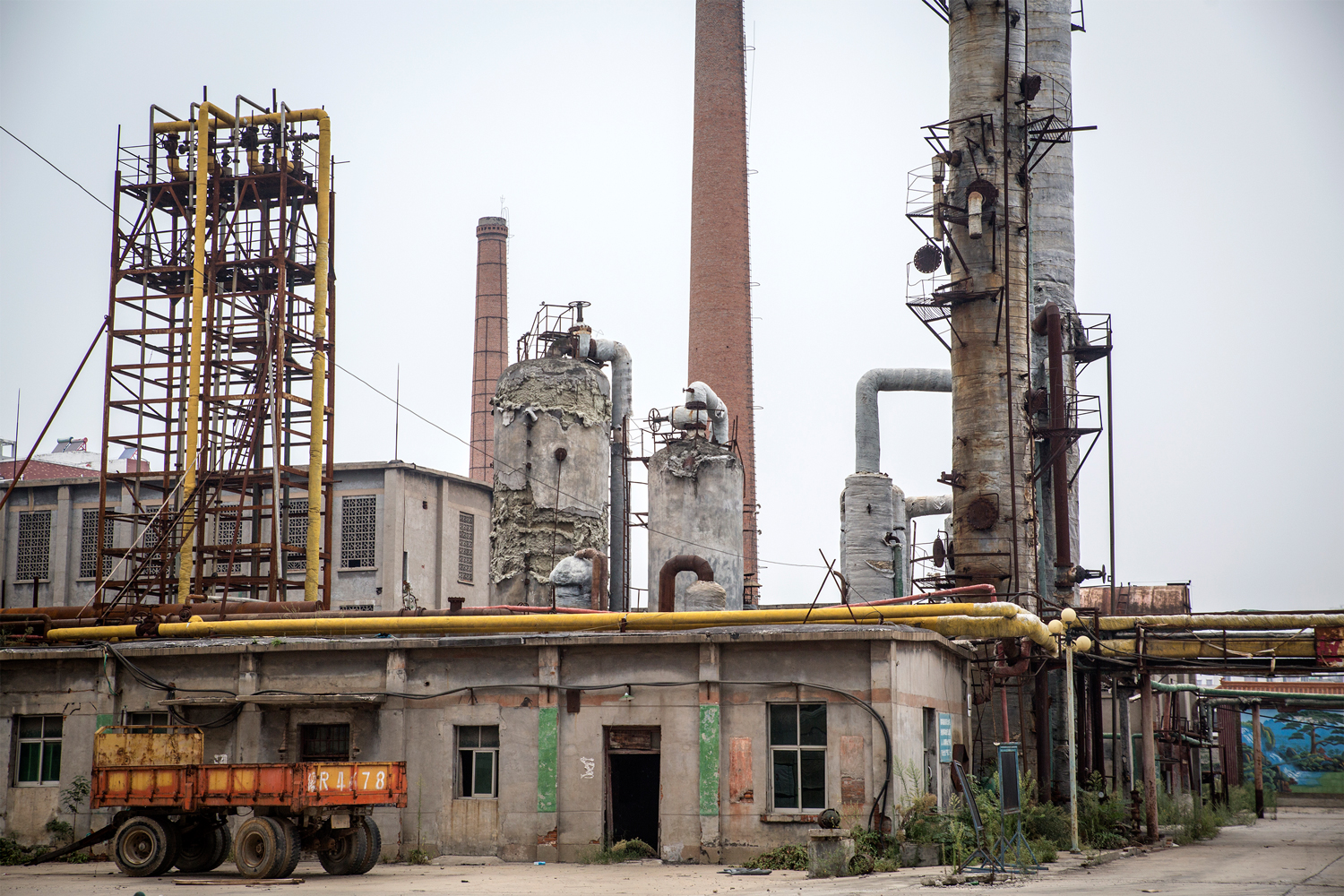 In the eighth century BCE, Xichuan was the seat of a powerful regional kingdom, the Chu, but today it is one of China's poorest areas, and there is nothing grand about its dilapidated downtown and abandoned factories.
