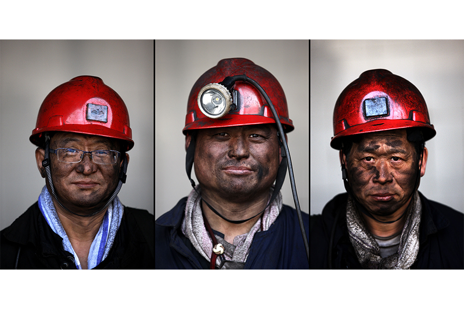 Wang Jun, 49, Zhu Baowen, 43, Wang Shoulong, 52. Together, they have a cumulative 71 years of experience working in the mines.