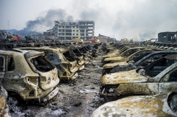 The Tianjin Explosion   ChinaFile
