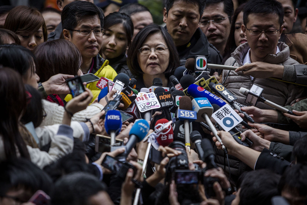 After a Landslide Election, Now Comes the Hard Part for Taiwan's
