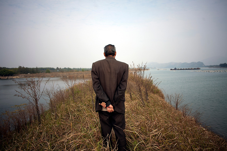 At the heart of Wukan's mass protests were allegations that large plots of village land had been sold off to developers by local officials for personal gain. As Wukan is a sea-side village, part of the land that was sold is sea-front property, some of it too salinated for farming.