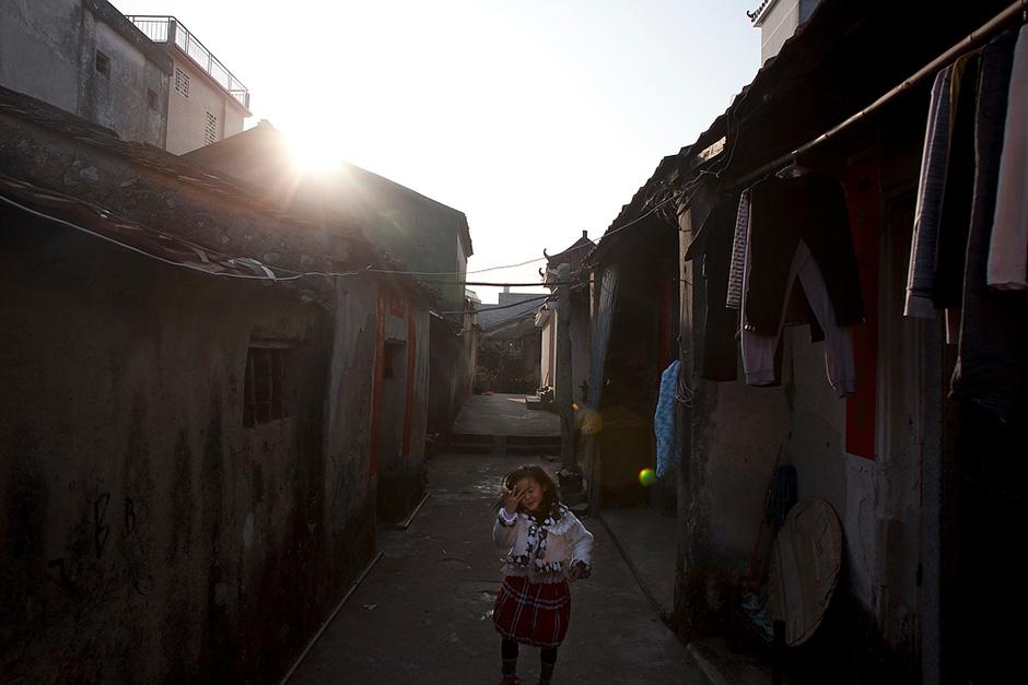 Evening in Wukan